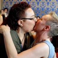 Gay Civil Unions Have Begun Taking Place in Italy – PHOTOS, VIDEO