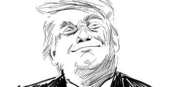 Donald Trump Jon Bailiff