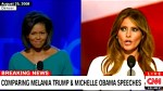 Melania Trump plagiarized