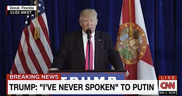 Donald Trump Russia