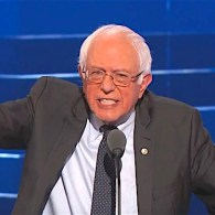 Bernie Sanders DNC Plea to Supporters: 'Hillary Clinton Must Become President' – WATCH