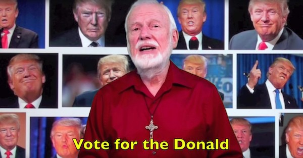 William Tapley Donald trump campaign song