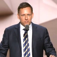 Peter Thiel Cancels Appearance at Fascist Conference