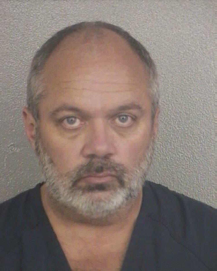 Craig jungwirth arrested wilton manors threat
