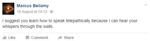 Marcus Bellamy facebook 4
