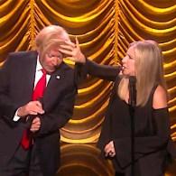 Barbra Streisand Trump