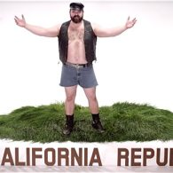 Gay California Bear Petitions for Place on the State Flag: WATCH