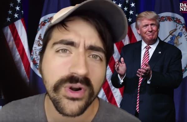Liberal Redneck Donald Trump