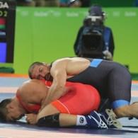 Rio 2016, Men's Freestyle Wrestling Bonus: EXCLUSIVE PHOTOS