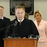 Roy Moore: Impeach Federal Judge Who Blocked Trump's Transgender Military Ban