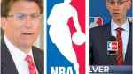 Pat McCrory NBA