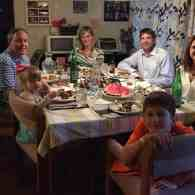 Anti-LGBT Texas Attorney General Ken Paxton Dines With Family of Transgender Boy