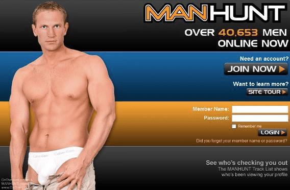 online gay hookup site