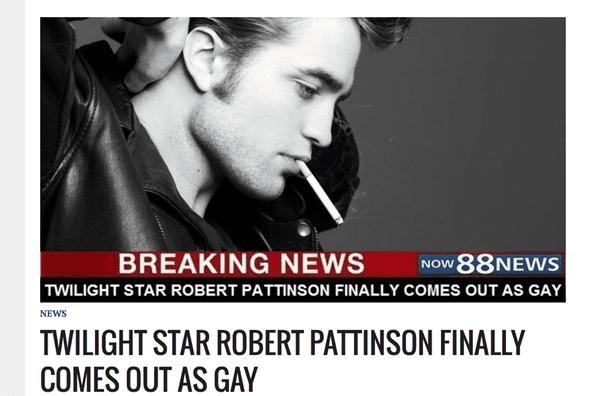 pattison gay Robert