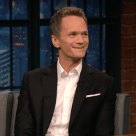 Neil Patrick Harris Talks to Seth Meyers About His Family's Epic Group Halloween Costumes – WATCH