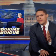 Trevor Noah Recaps the First Presidential Debate: 'Welcome to the Real Life Version of Twitter'