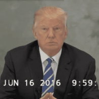 Watch Donald Trump Suggest He Planned to Call Mexicans 'Rapists' in Newly Released Deposition Videos