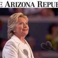 'Arizona Republic' Backs Hillary Clinton: First-Ever Endorsement of a Democrat for President