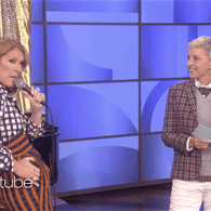 Céline Dion Expands Her Repertoire and Raps for Ellen – WATCH