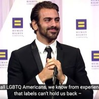 Nyle DiMarco Says a Major Advantage of Being Deaf is That He Can't Hear Donald Trump: WATCH