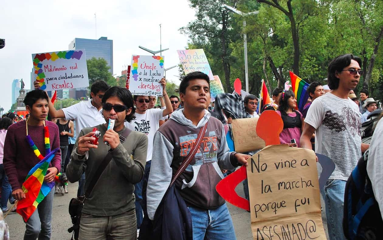 gay marriage should be legalized essay gay marriage essay thesis  gay marriage is legal in but mexicans are still fighting protesters for gay marriage at the