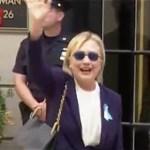 Clinton overheated