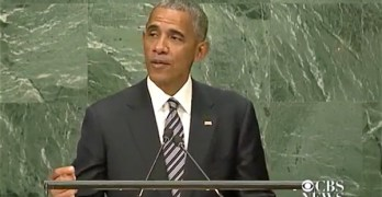 Obama United Nations