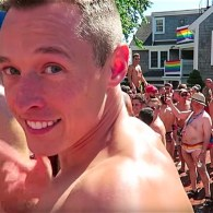Davey Wavey's Carnival Adventure Included a Quest for the Most Hung Man in Provincetown: WATCH