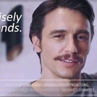 James Franco Endorses Hillary Clinton: 'She's a F***ing Wizard' – WATCH