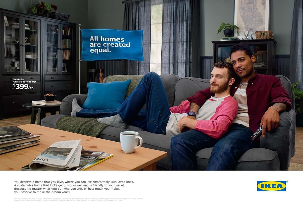 IKEA gay