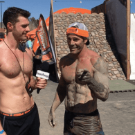 Boxers or Briefs? Shirtless Tough Mudders Drop Their Shorts and Spill – WATCH