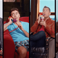 Noah Galvin Asks the Gays to Dial It Down on 'The Real O'Neals' – WATCH