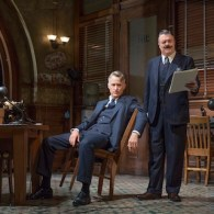 Nathan Lane and John Slattery Head Starry Revival of 'The Front Page' on Broadway: REVIEW