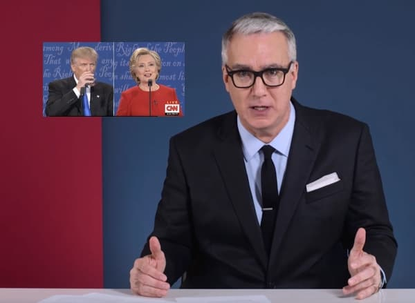 Debate Keith Olbermann Trump
