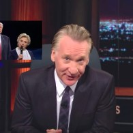 Bill Maher Blasts Lazy Voters for Buying 'False Equivalency' Between Trump and Clinton: WATCH