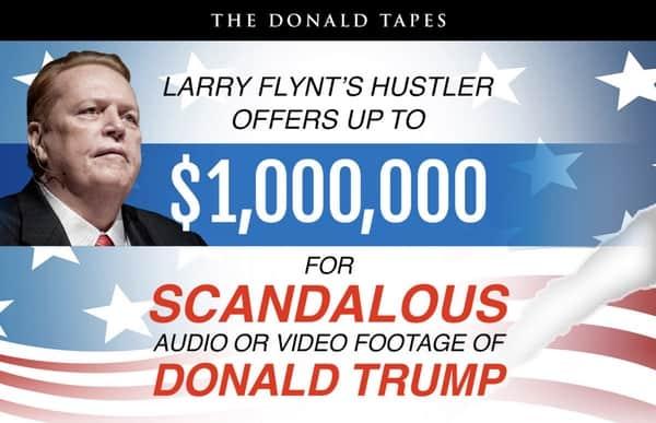 Larry Flynt Trump