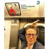 Billy Bush: Manspreading, and Proud of It