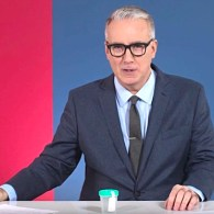 Keith Olbermann Has a Pre-Debate Urine Sample Cup for Trump: 'Ante Up, Big Fella' – WATCH
