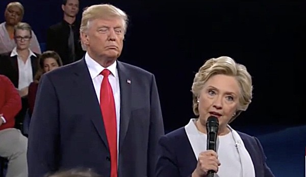 second presidential debate highlights