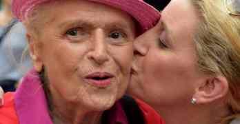 Edie Windsor remarries
