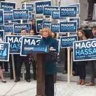 Democrat Maggie Hassan Declares Victory Over Incumbent NH Senator Kelly Ayotte