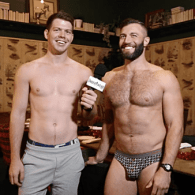 Santa Comes Early for a 'Boxers or Briefs' Holiday Party – WATCH