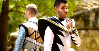 gay power ranger