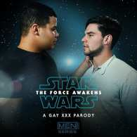 PoeFinn Fan Fiction Comes to Life in Star Wars Gay Adult Film Parody – WATCH
