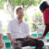 Prince Harry and Rihanna Take HIV Test to Fight Stigma on World AIDS Day – WATCH