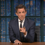 Seth Meyers to Media Normalizing White Supremacists: 'Get Your Sh*t Together' – WATCH