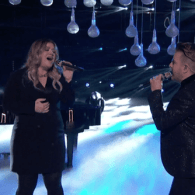 Billy Gilman Joined Kelly Clarkson to Make 'It's Quiet Uptown' from 'Hamilton' Even More Heartbreaking – WATCH