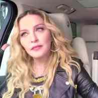 Madonna's Carpool Karaoke Session Looks to be a Mobile Game of 'Truth or Dare' – WATCH
