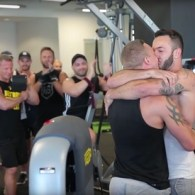 We Interrupt This Workout to Bring you a Gay Marriage Proposal: WATCH