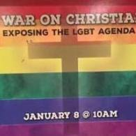 Fliers Promoting Church's Anti-LGBT 'War On Christianity' Sermon Spark Outrage In Dallas